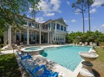 10 East Wind   Beautiful 4 Bedroom Direct Ocean Front Luxury Home